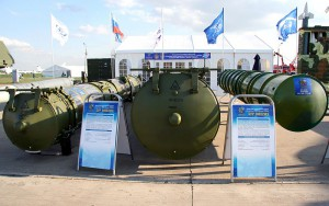S-400 missiles
