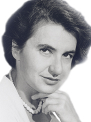 Rosalind Franklin Credits: http://www.nature.com/scitable/topicpage/rosalind-franklin-a-crucial-contribution-6538012
