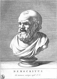Democritus and the First Atomic Theory