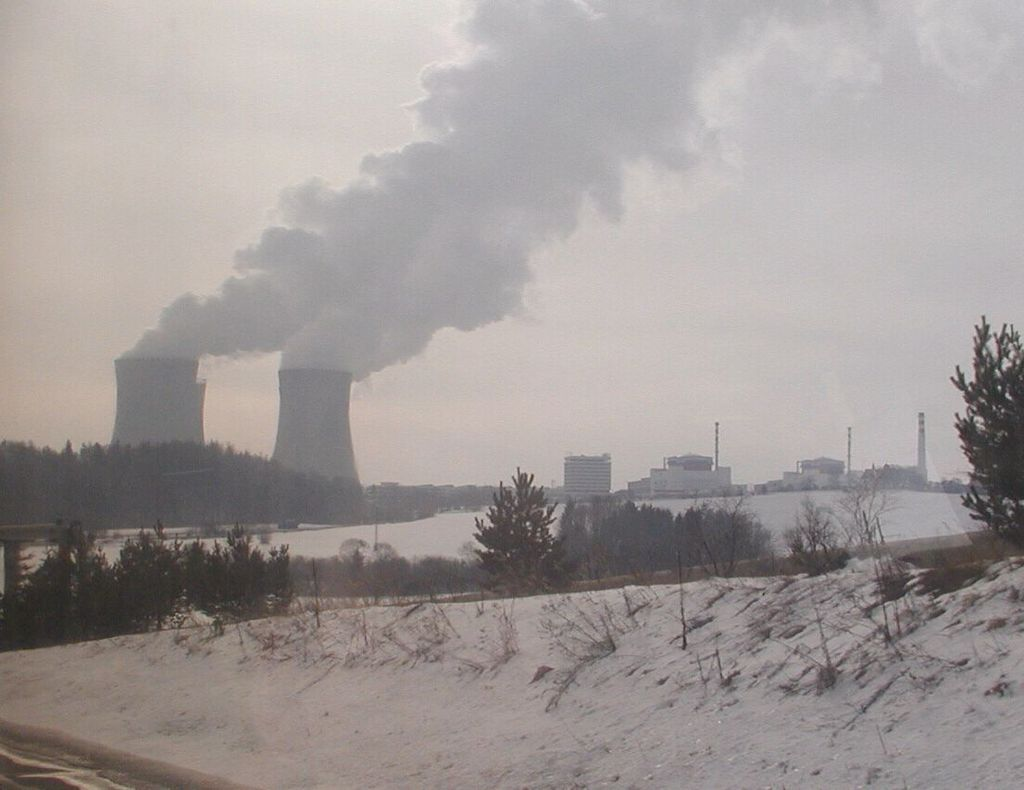 Nuclear Power Plant http://www.world-nuclear.org/info/Safety-and-Security/Safety-of-Plants/Chernobyl-Accident/ Public Domain