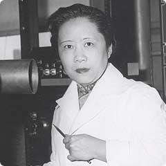 Columbia: Chien-Shiung Wu