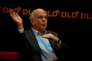 "Daniel Kahneman Credit: ""IMG_4345"" by nrkbeta is licensed under CC BY-SA 2.0"