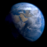 Earth spins really fast. Why aren't we all dizzy?